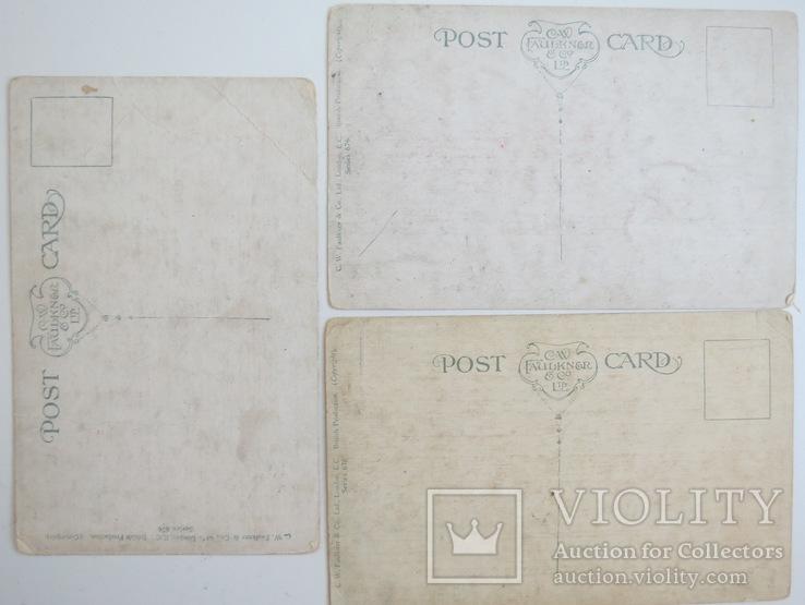 """Комплект открыток """"Лодки"""" 1900-х, фото №10"""