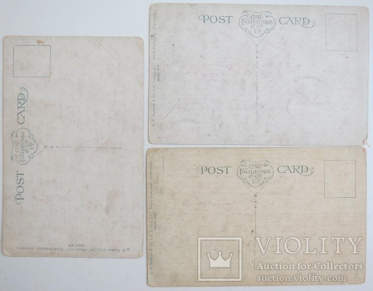 """Комплект открыток """"Лодки"""" 1900-х, фото №11"""