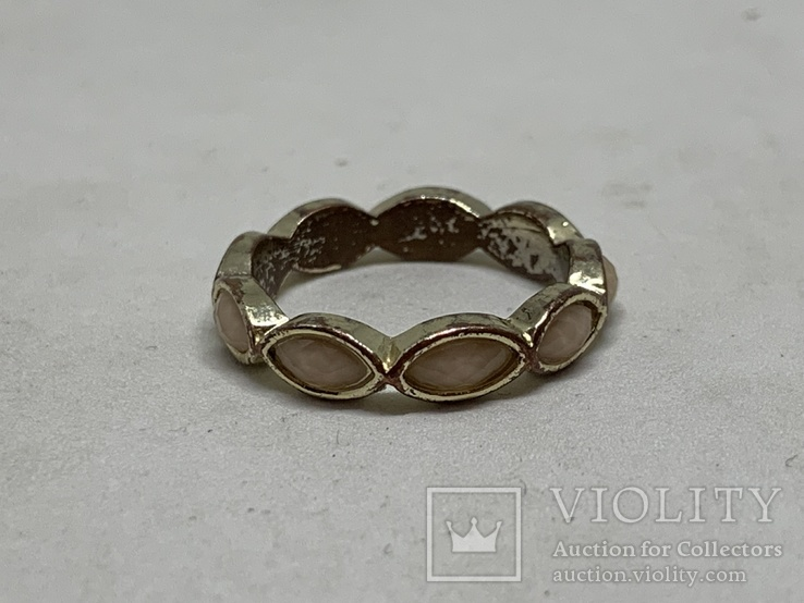 Кольцо с англии 41, фото №3