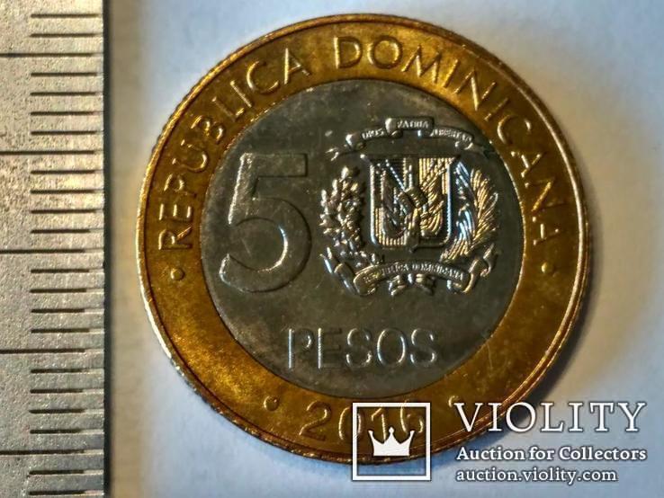 Доминиканская республика 5 peso