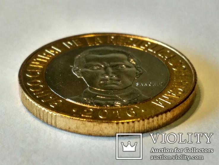 Доминиканская республика 5 peso, фото №4