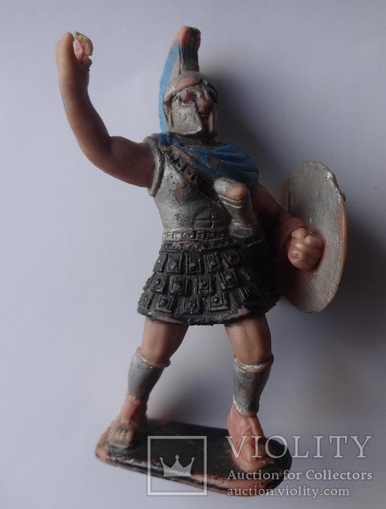 Солдатик резиновый, фото №3