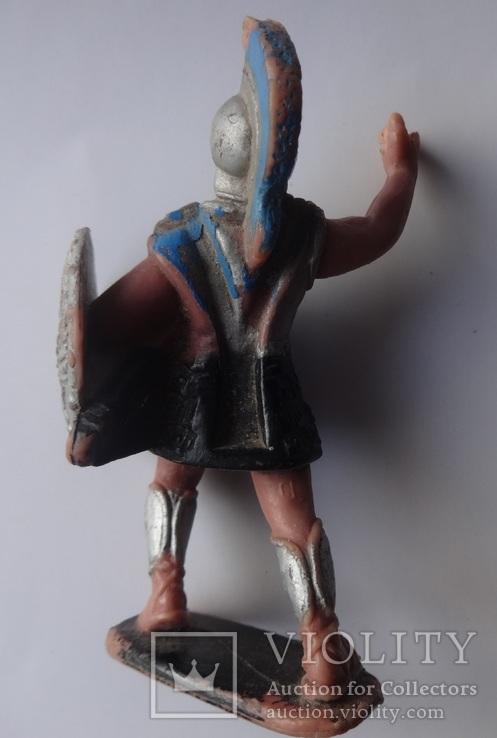 Солдатик резиновый, фото №4