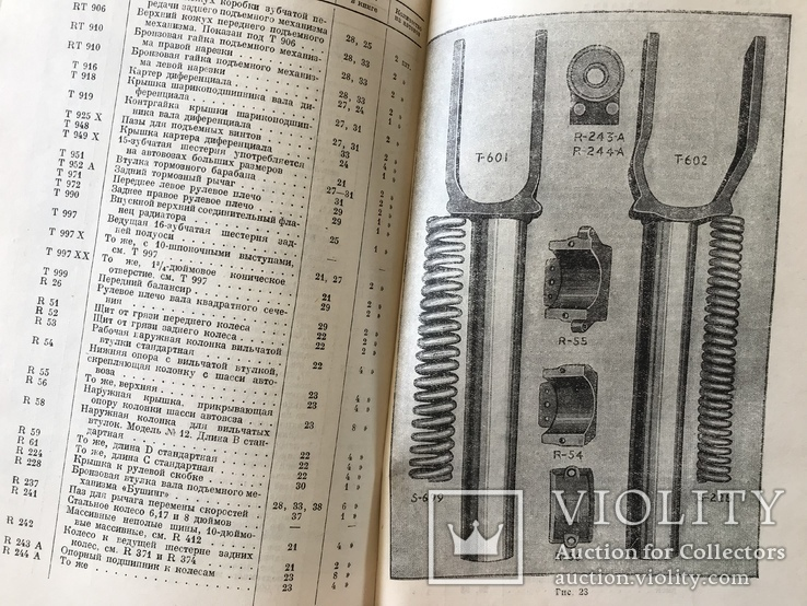 1932 Каталог Автовозов Руководство, фото №5