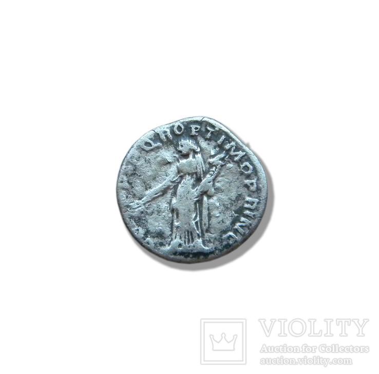Денарій імп. Траян, фото №3
