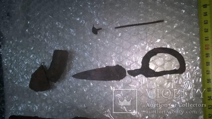 Зброя воїна пшеворської культури., фото №4