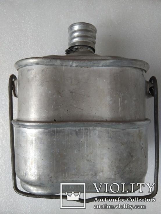 Комбинированный котелок ВДВ. Клеймо КВ., фото №3