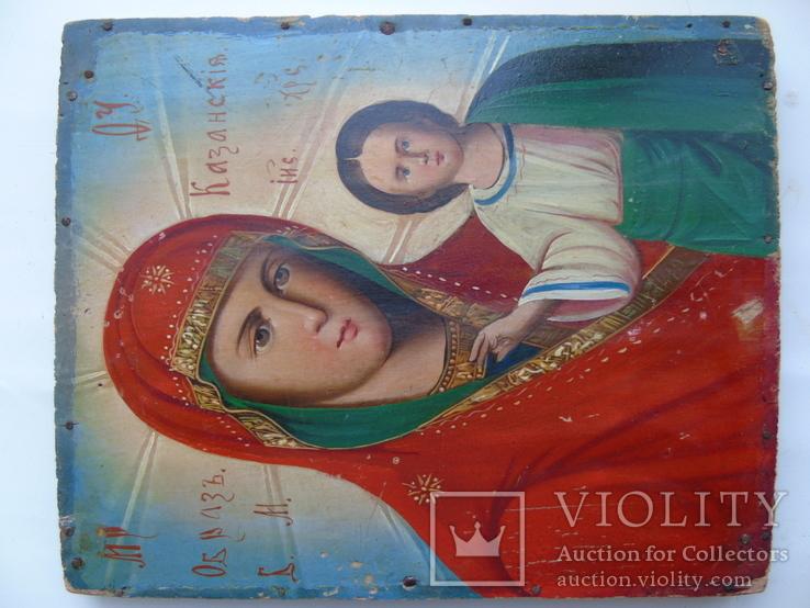 Казанская икона Богородицы, фото №3