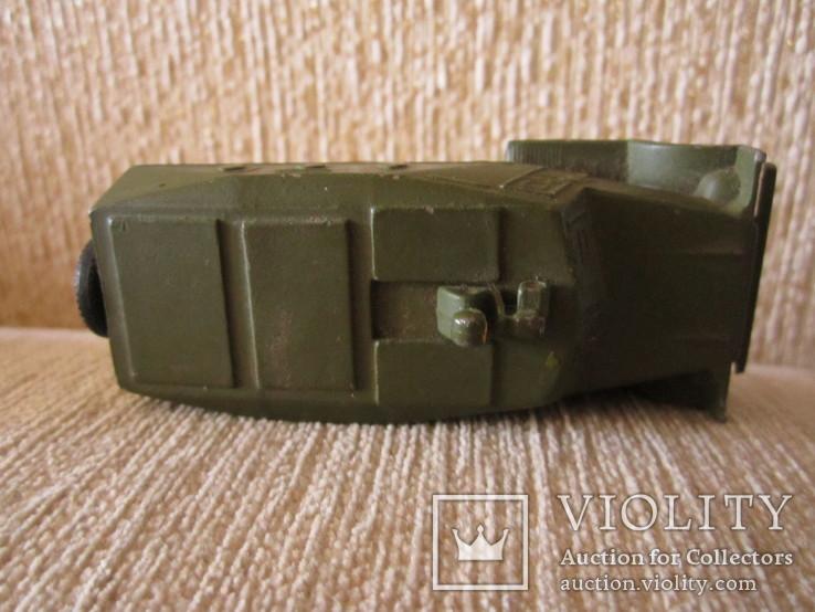 Модель Бронированного автомобиля с пулеметчиком, фото №4