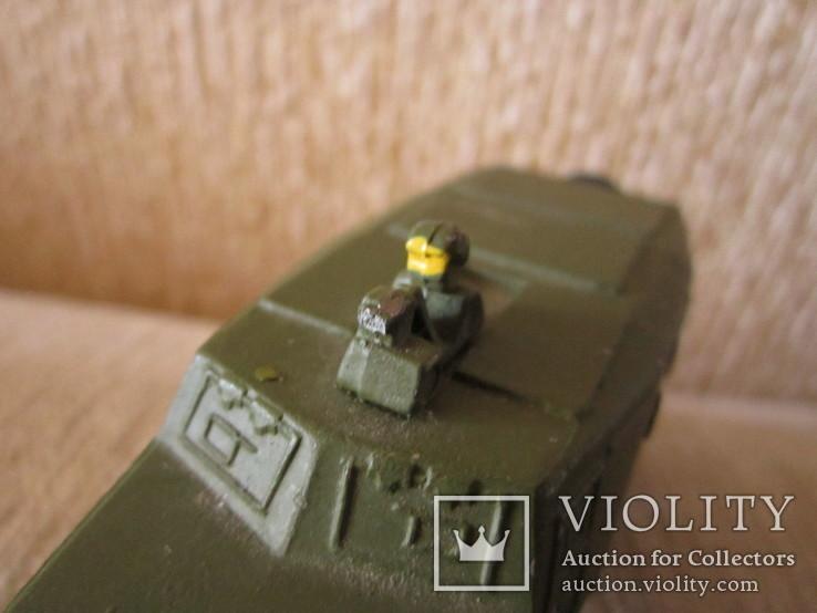 Модель Бронированного автомобиля с пулеметчиком, фото №6