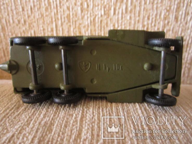 Модель Бронированного автомобиля с пулеметчиком, фото №9