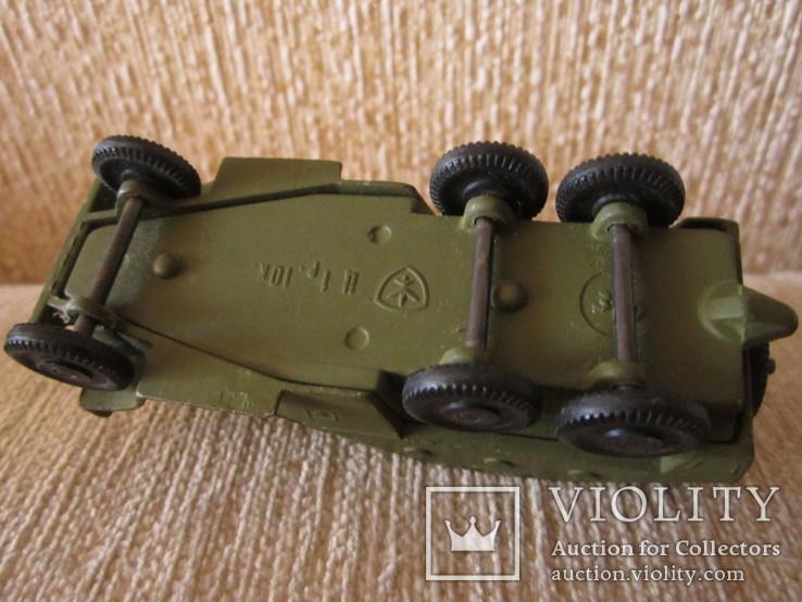 Модель Бронированного автомобиля с пулеметчиком, фото №10