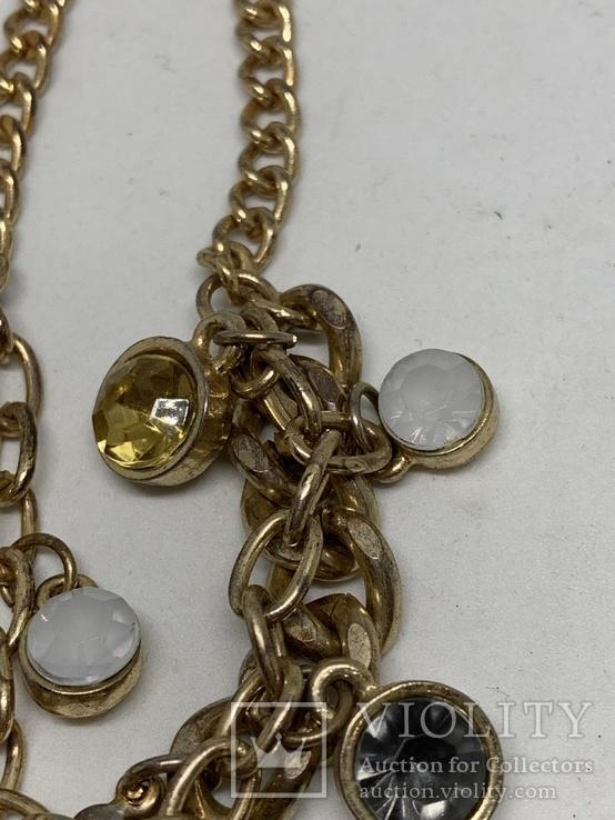 Золотистый браслет от Итальянской компании ROAM, фото №4