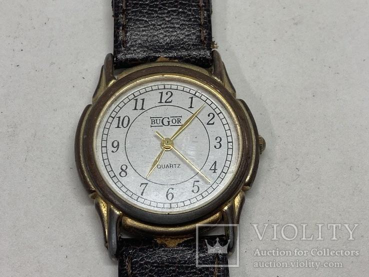Мужские кварцевые часы от Bugor., фото №4