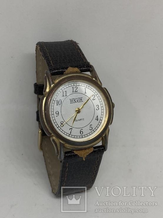 Мужские кварцевые часы от Bugor., фото №6