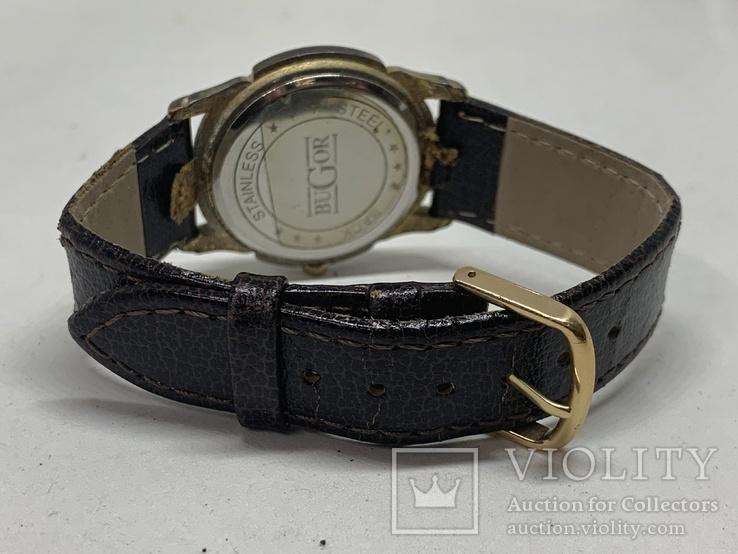 Мужские кварцевые часы от Bugor., фото №7