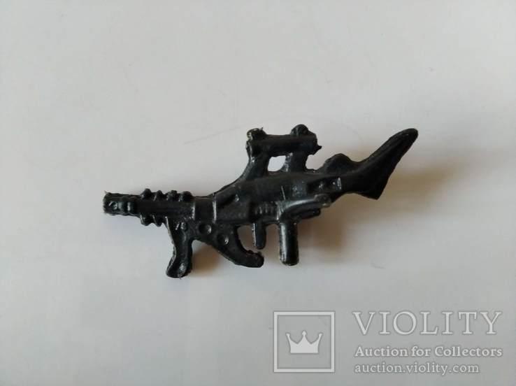 Оружие для Зверобота , робозверя , мутанта, 90-е года (1)