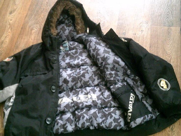 Rivaldi теплая  куртка, фото №3