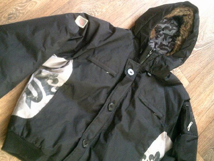 Rivaldi теплая  куртка