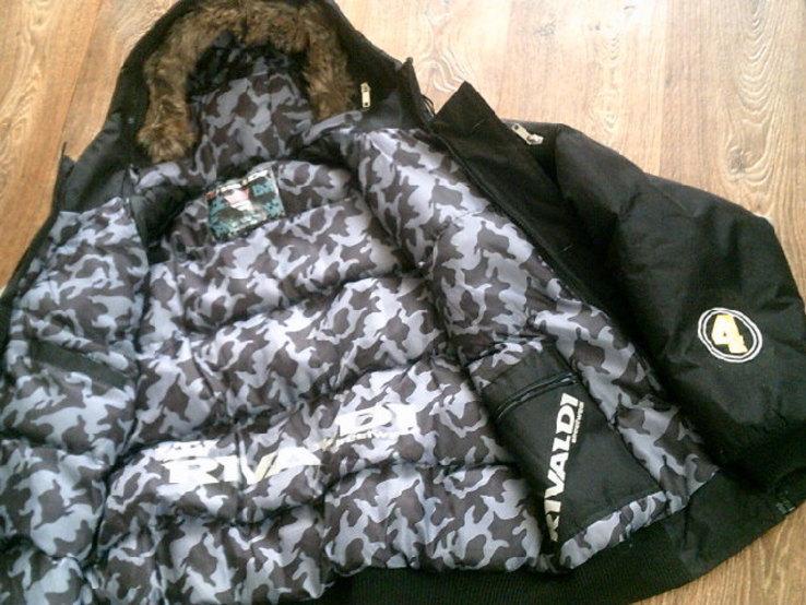 Rivaldi теплая  куртка, фото №12