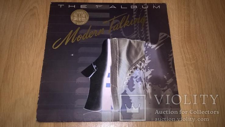 Modern Talking (1-6 Albums) 1985-87. Vinyl. (12). Пластинки. Hansa. Germany. Все альбомы, фото №3