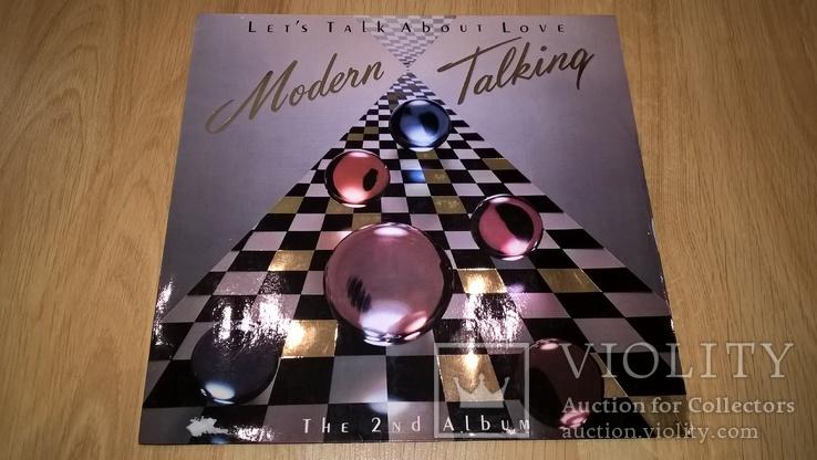 Modern Talking (1-6 Albums) 1985-87. Vinyl. (12). Пластинки. Hansa. Germany. Все альбомы, фото №7