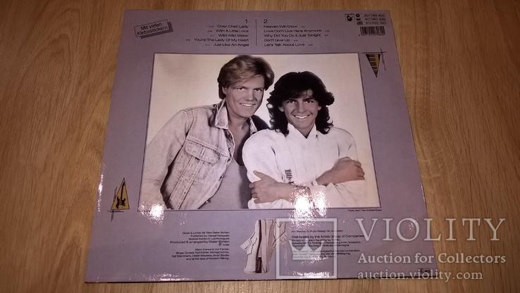 Modern Talking (1-6 Albums) 1985-87. Vinyl. (12). Пластинки. Hansa. Germany. Все альбомы, фото №8