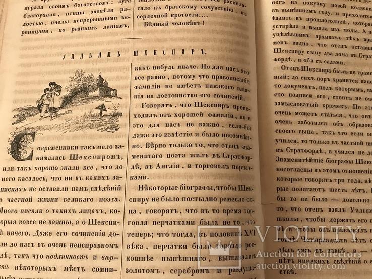 1854 Детские сказки Непонятная робость Шекспир, фото №2