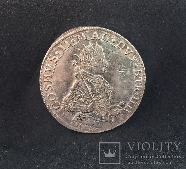 Талер Cosimo II De' Medici 1618 год, фото №3