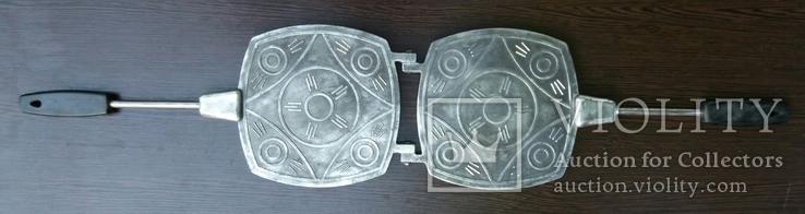 Форма для выпечки *Классическая* СССР заводского производства.Клеймо., фото №5