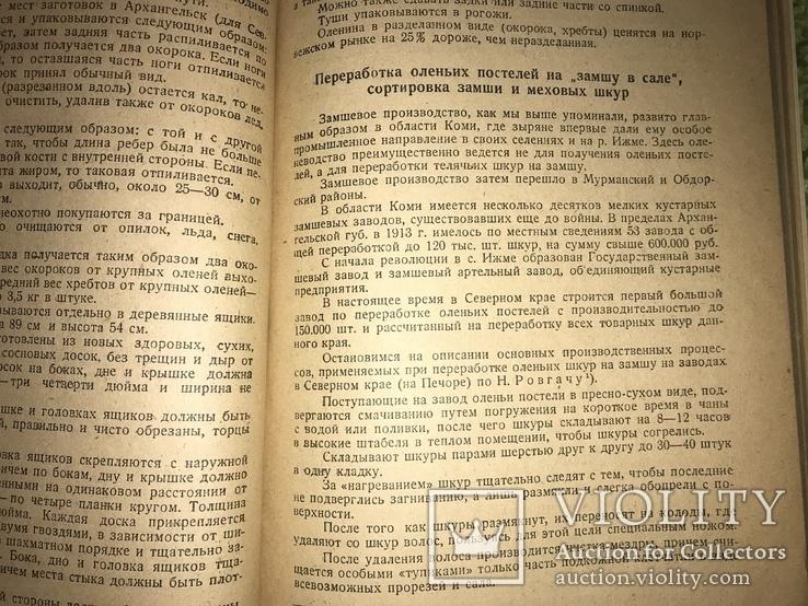 1932 Добыча Змей  Рогов оленей Кости Мамонта Морских зверей, фото №5