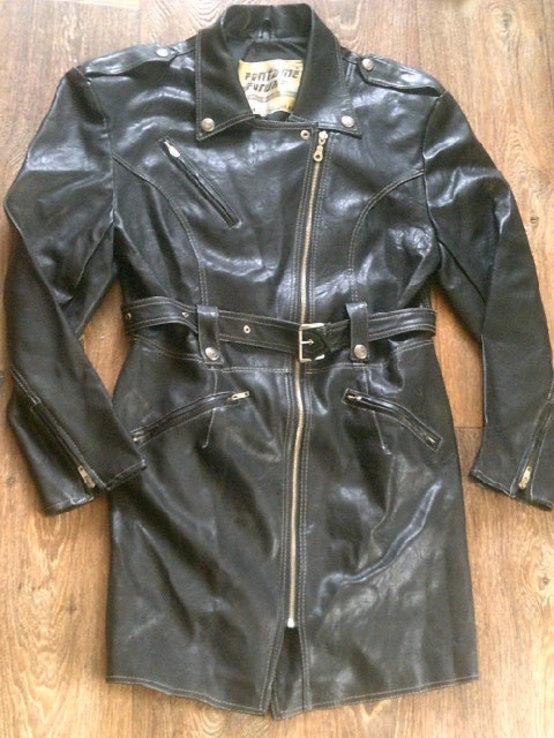 Fontaine Future - защитная куртка плащ, фото №3