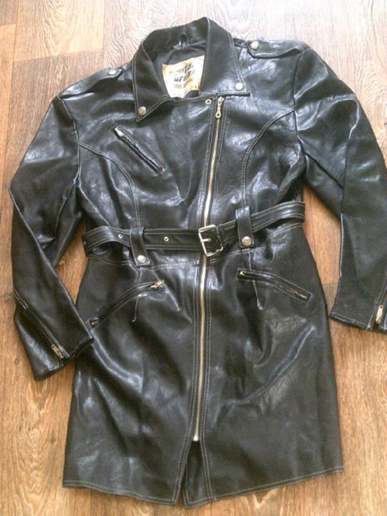 Fontaine Future - защитная куртка плащ, фото №6
