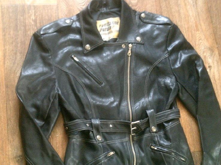 Fontaine Future - защитная куртка плащ, фото №7