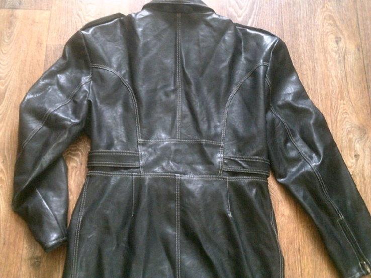 Fontaine Future - защитная куртка плащ, фото №10