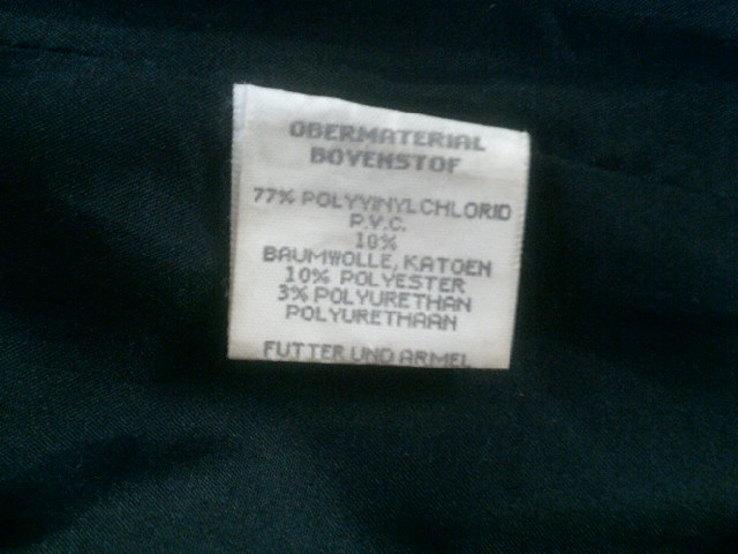 Fontaine Future - защитная куртка плащ, фото №11