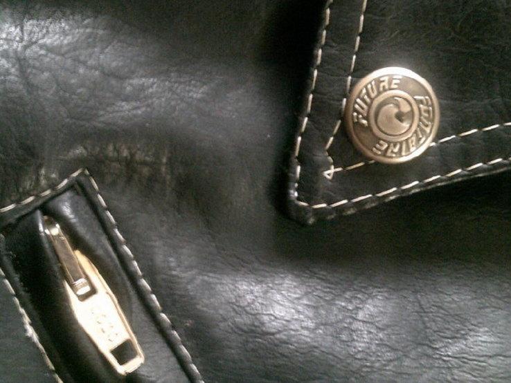 Fontaine Future - защитная куртка плащ, фото №13