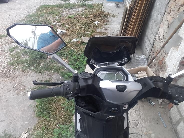 Электро скутер, фото №4