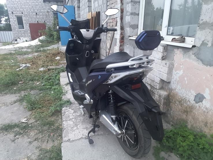 Электро скутер, фото №6