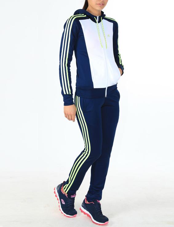 Спортивный костюм Аdidas suit women's colorblock tracksuit Оригинал, фото №4