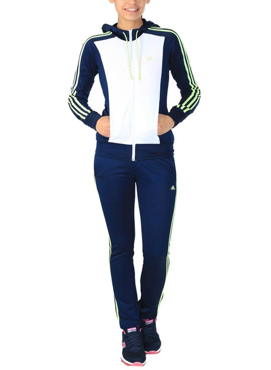 Спортивный костюм Аdidas suit women's colorblock tracksuit Оригинал, фото №5