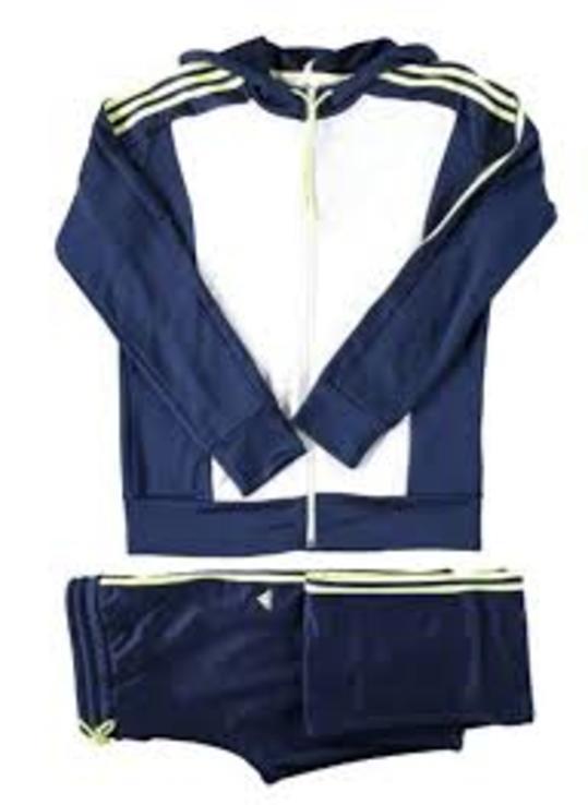 Спортивный костюм Аdidas suit women's colorblock tracksuit Оригинал, фото №8