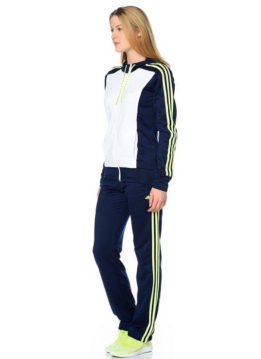 Спортивный костюм Аdidas suit women's colorblock tracksuit Оригинал, фото №9