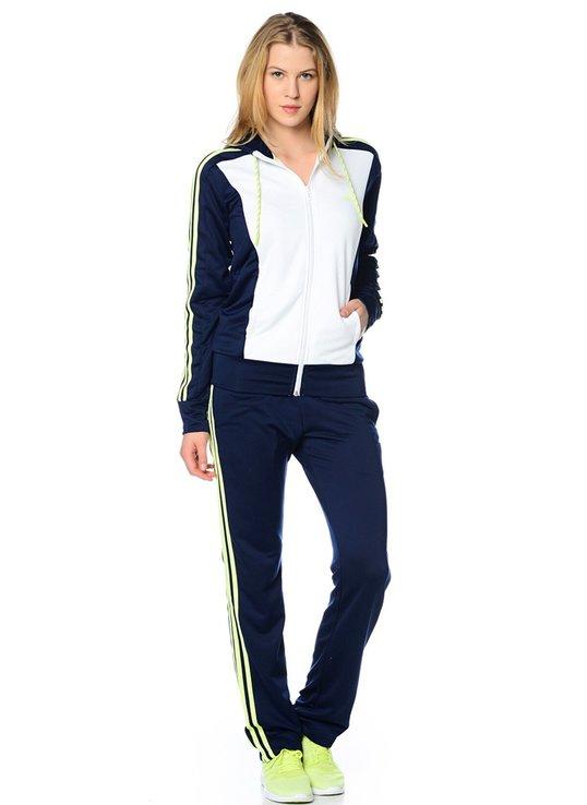 Спортивный костюм Аdidas suit women's colorblock tracksuit Оригинал, фото №10