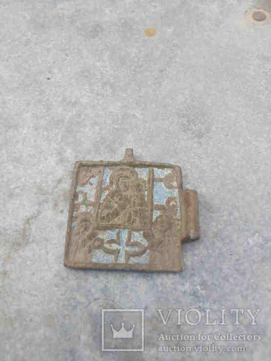 Поклонение иконе Богоматери Смоленской, фото №3