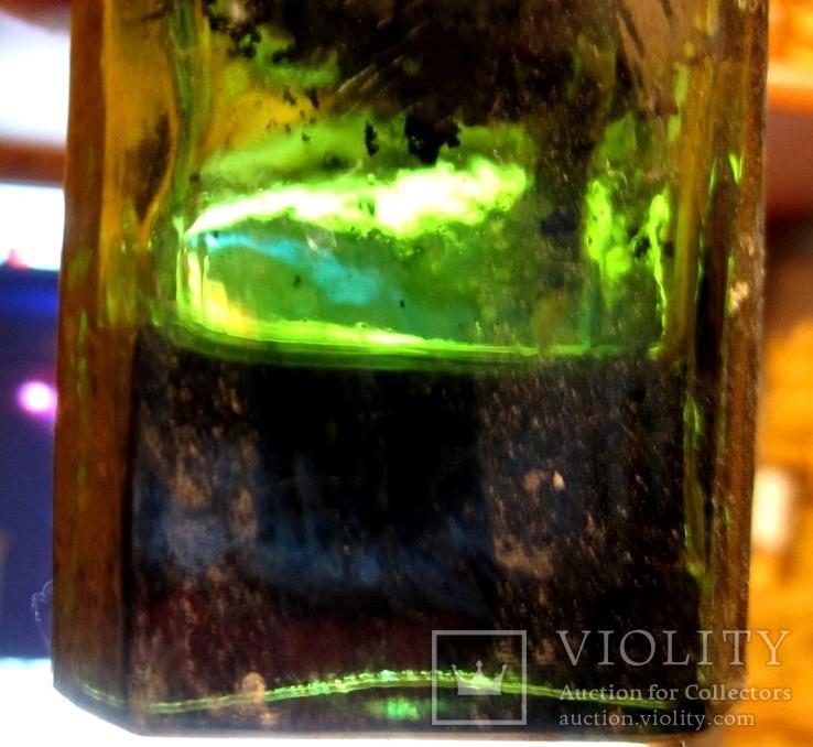 Бутылочки из под чернил 50-70 годов., фото №5