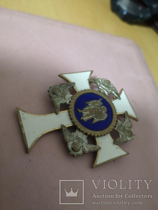 Крест УПЦ Архангел Михаил, фото №4