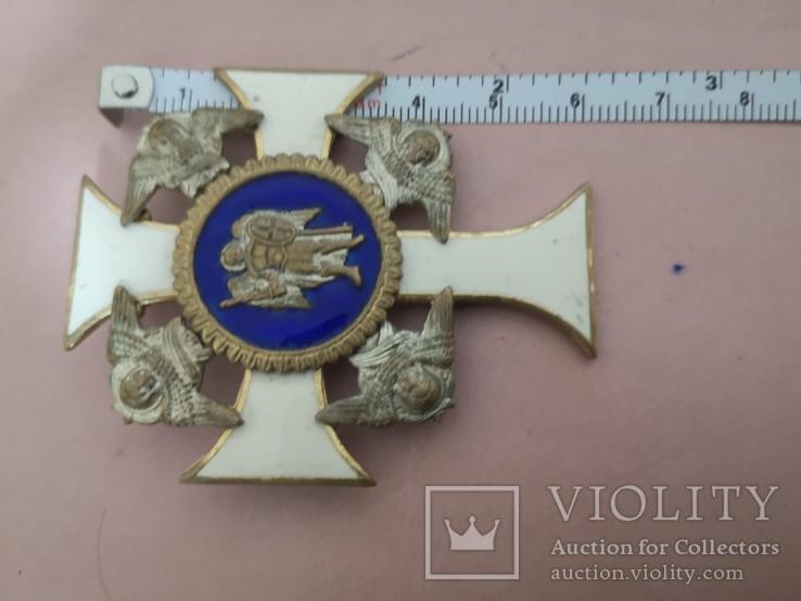 Крест УПЦ Архангел Михаил, фото №5