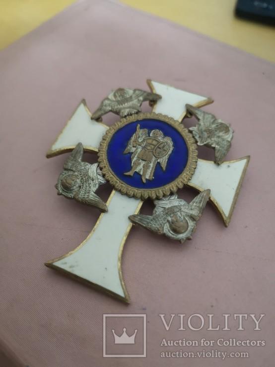 Крест УПЦ Архангел Михаил, фото №7
