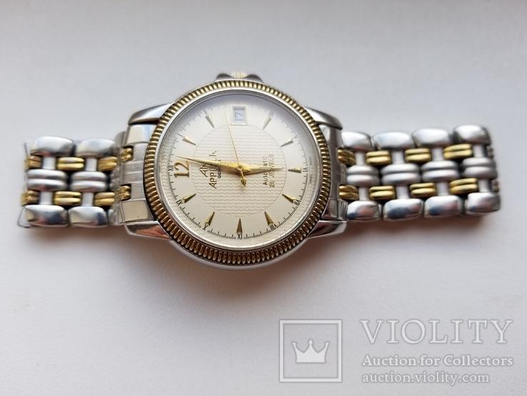 Часы Appella Ref 117 Automatic Оригинал Sapphire Crystal